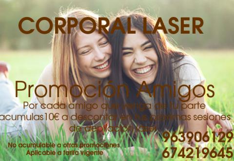 corporal laser
