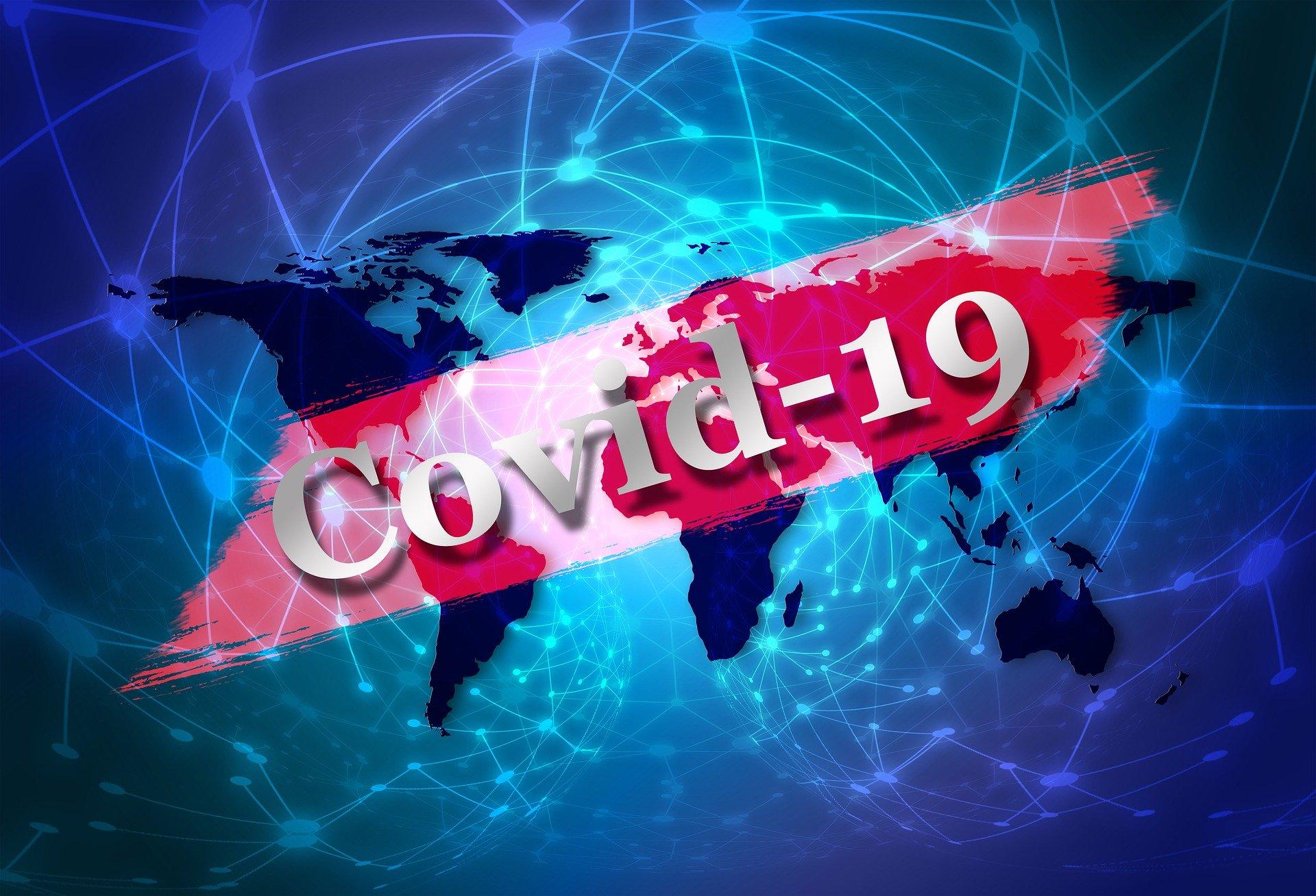 Cierre obligatorio decretado para contener COVID-19.